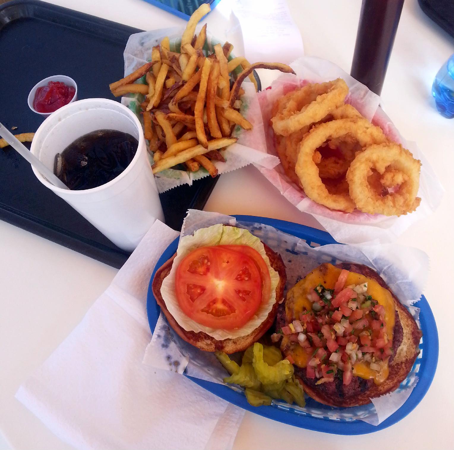 Taqueria Burger
