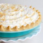 Allergy Friendly Coconut Cream Pie {Gluten Free, Sugar Free}