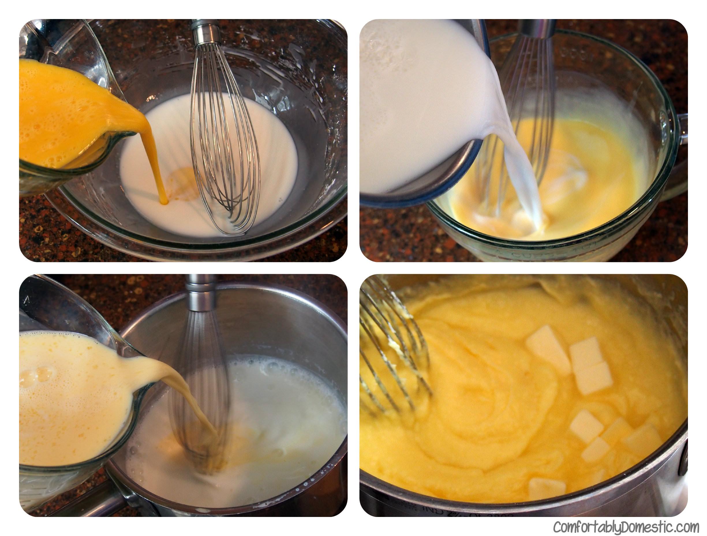 PastryCreamProcess
