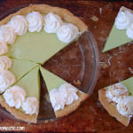 Classic Key Lime Pie with Coconut Whipped Cream