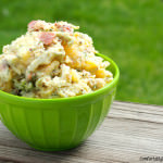 Dill Potato Salad – A Lightened Up Picnic Staple