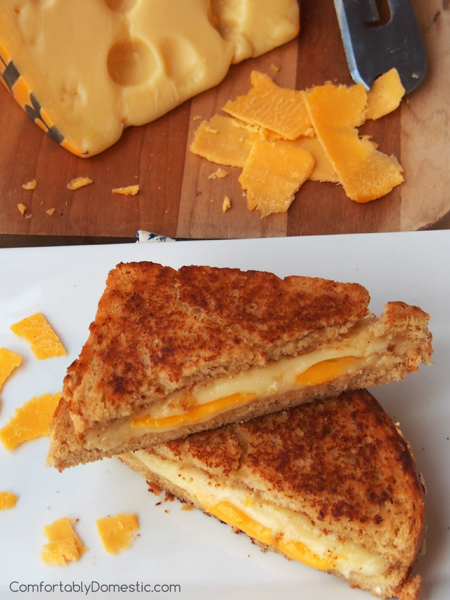 best-grilled-cheese-method | ComfortablyDomestic.com