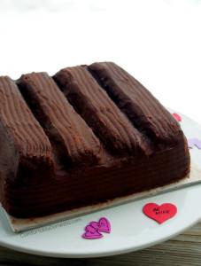 Chocolate Fudge Bumpy Cake {Copy Cat Recipe}