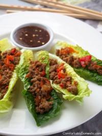 P.F. Chang's Lettuce Wraps Copy Cat