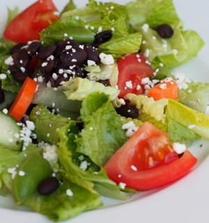 Garden Black Bean Salad
