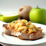 Apple Cider Pork Chops {30-Minute Meal}