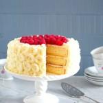 Vanilla Buttermilk Cake