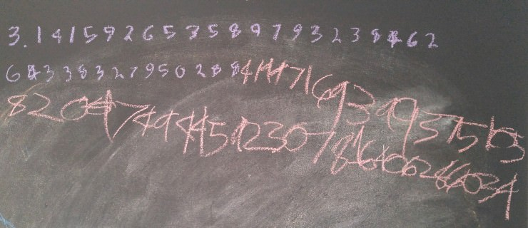 chalk-board-pi
