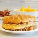 Easy Overnight Waffles
