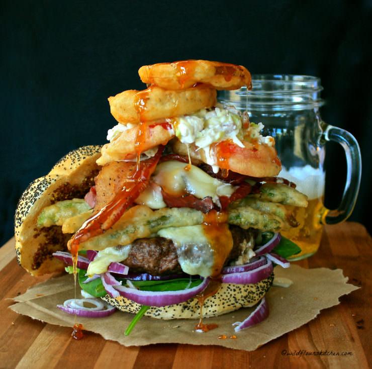 Farmers-Market-Burger-has-all-the-good-stuff-from-the-farmers-market-piled-high-on-a-burger.