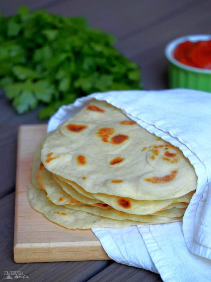 warm-homemade-flour-tortillas