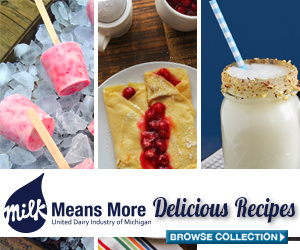 #MilkMeansMore great recipes