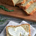 No Knead Herb Batter Bread: Fear Not the Bread, Part II