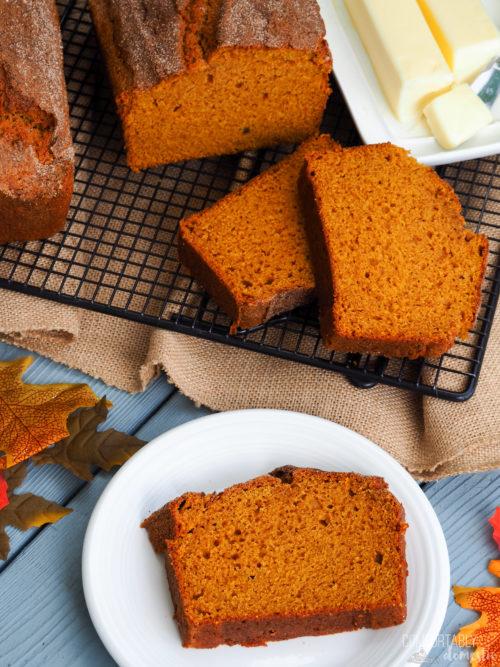 The Best Pumpkin Bread